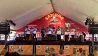 Satchmo Summer Fest. Red Wolf Brass Band