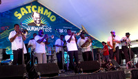 Satchmo Summer Fest. New Birth Brass Band