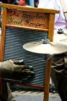 Bourbon Street Stompers Washboard 2008
