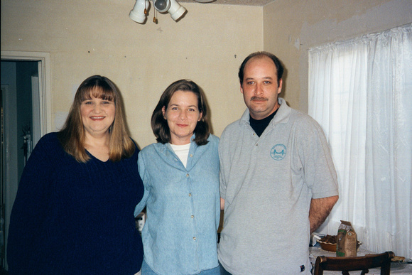 1999 Stacey, Nancy, Adam Belmont