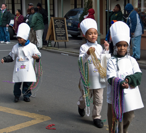 2007 Krewe of McDonough 15